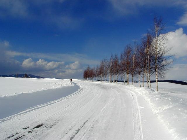 長野は雪国