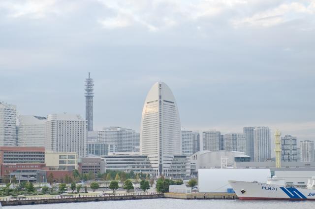 転勤で横浜に住む
